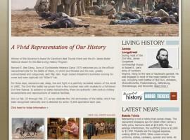 Web Site: The Battle of Aiken