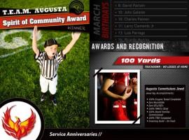 Interactive: Procter & Gamble Awards Display