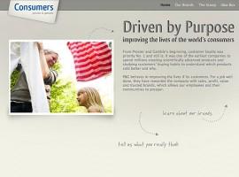 Interactive: Procter & Gamble Interactive Display