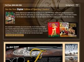 Web Site: Sporting Classics