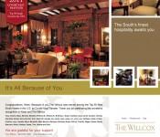 Ad Design: The Willcox